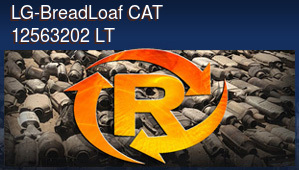 LG-BreadLoaf CAT 12563202 LT