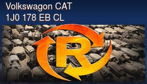 Volkswagon CAT 1J0 178 EB CL
