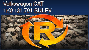 Volkswagon CAT 1K0 131 701 SULEV