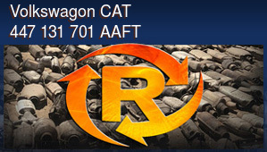 Volkswagon CAT 447 131 701 AAFT