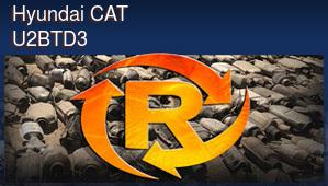 Hyundai CAT U2BTD3
