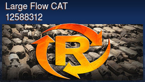 Large Flow CAT 12588312