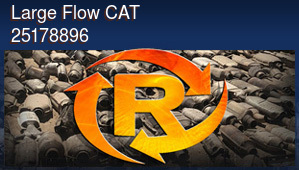 Large Flow CAT 25178896