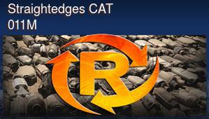 Straightedges CAT 011M