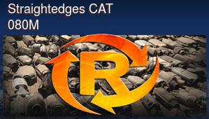Straightedges CAT 080M
