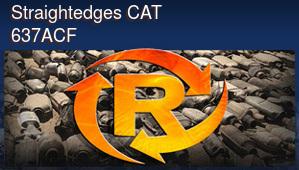 Straightedges CAT 637ACF