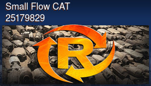 Small Flow CAT 25179829