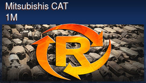 Mitsubishis CAT 1M