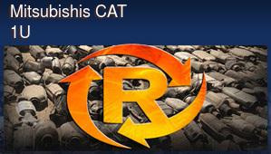 Mitsubishis CAT 1U