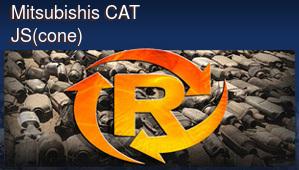 Mitsubishis CAT JS(cone)