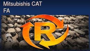 Mitsubishis CAT FA