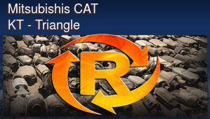 Mitsubishis CAT KT - Triangle