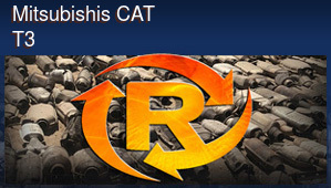 Mitsubishis CAT T3