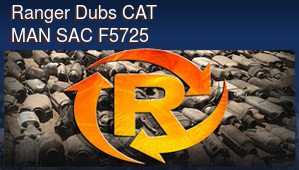 Ranger Dubs CAT MAN SAC F5725