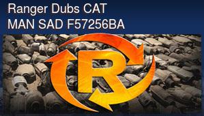Ranger Dubs CAT MAN SAD F57256BA