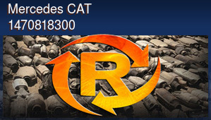 Mercedes CAT 1470818300