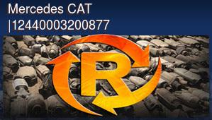 Mercedes CAT |12440003200877
