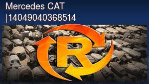 Mercedes CAT |14049040368514