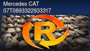 Mercedes CAT 07T0893322933317