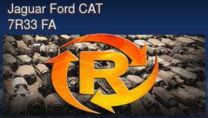 Jaguar Ford CAT 7R33 FA