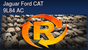 Jaguar Ford CAT 9L84 AC