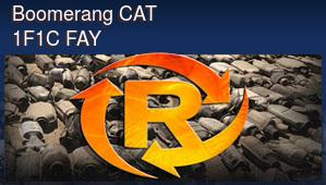 Boomerang CAT 1F1C FAY