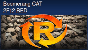 Boomerang CAT 2F12 BED