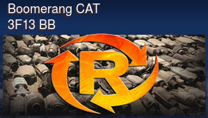 Boomerang CAT 3F13 BB