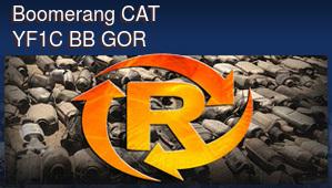 Boomerang CAT YF1C BB GOR