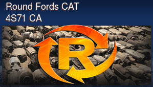 Round Fords CAT 4S71 CA
