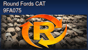 Round Fords CAT 9FA075