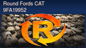 Round Fords CAT 9FA19952