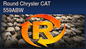 Round Chrysler CAT 559ABW