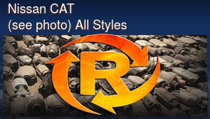 Nissan CAT (see photo) All Styles