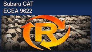 Subaru CAT ECEA 9622